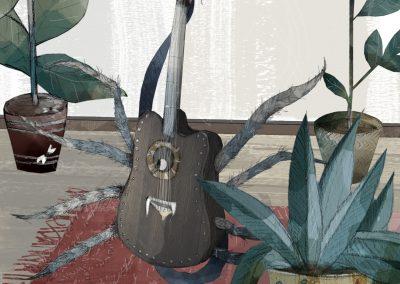 Alfredo y su guitaraña